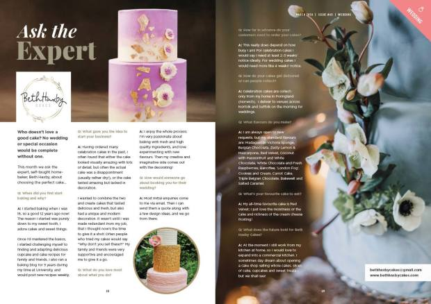cake article